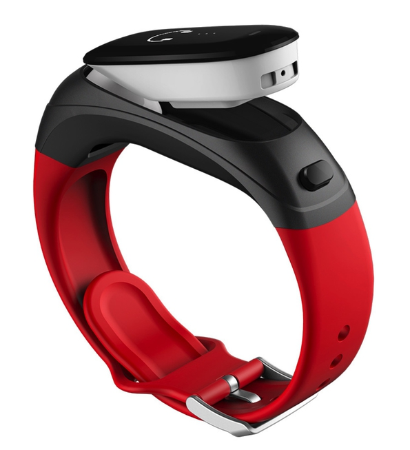 Smart Band with Earphone 2-in-1 in Separated Design