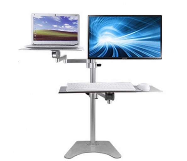 Multi Functions Stand All-in-one For Computer Laptop With Keyboard Table