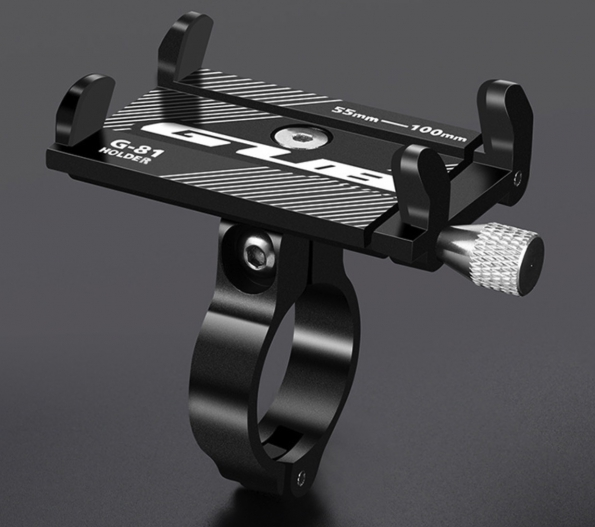 Aluminum Alloy Mobile Phone Bike Holder