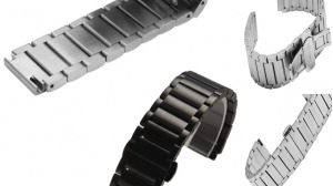 Three-bead Stainless Steel Strap