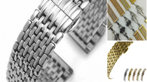 9-beads 12 To 22mm Steel Strap