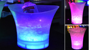 Led Ice Bucket 5L
